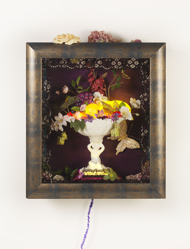Still Life After Death (Side-On) by Sarah Kelly
