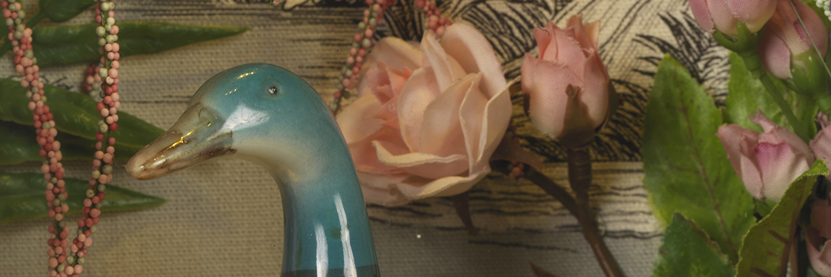 Ribbit (Detail) by Sarah Kelly