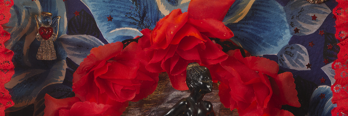 Maracas (Detail) by Sarah Kelly