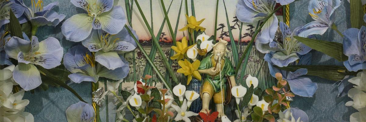 Abundance (Detail) by Sarah Kelly